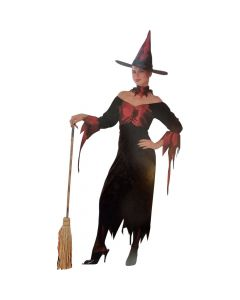 Wicked Costumes Female Hocus Pocus Witch Large