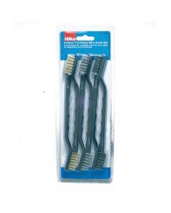 """Hilka Wire Brush Set 6 Piece 7"""""""