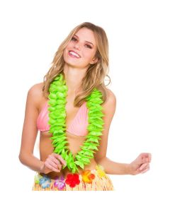 Wicked Costumes Green Deluxe Satin Lei