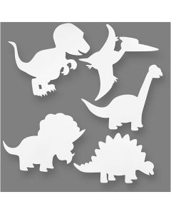 Creative Company Dinosaur Cut-Outs