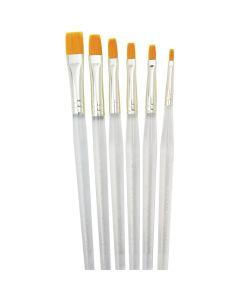Royal & Langnickel Clear Choice Shader Brush Set 6pk