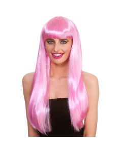 Wicked Costumes Pink Fantasy Wig