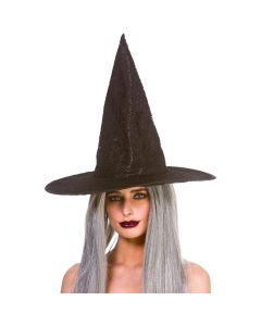 Wicked Costumes Black Gothic Witches Hat