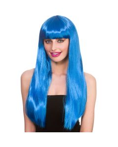 Wicked Costumes Blue Fantasy Wig