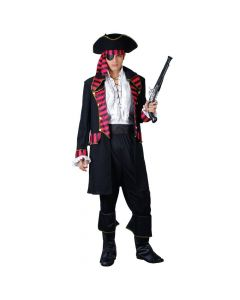 Wicked Costumes Male Deluxe Pirate Captain