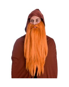 Wicked Costumes Ginger Deluxe Long Beard