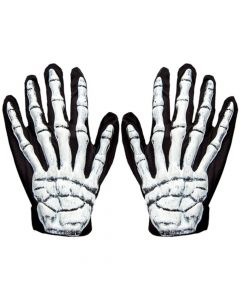Wicked Costumes 3D Skeleton Gloves