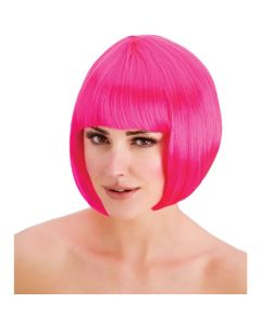 Wicked Costumes Hot Pink Diva Bob Wig