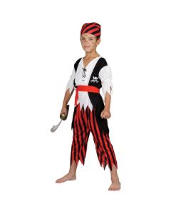 Wicked Costumes Boys Shipwreck Pirate