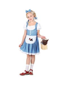 Wicked Costumes Girls Storybook Dorothy