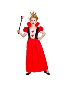 Wicked Costumes Girls Story Book Queen