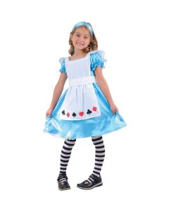 Wicked Costumes Girls Storybook Alice