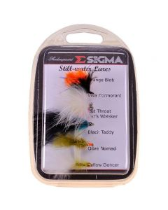 Shakespeare Sigma Fly Selection 5 Still-Water Lures