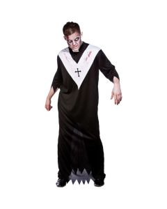 Wicked Costumes Male Zombie Priest