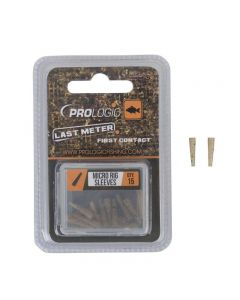 Prologic Last Meter Mimicry Micro Rig Sleeves 15pcs