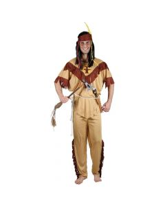 Wicked Costumes Male Native Indian