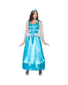 Wicked Costumes Female Ice Blue Princess