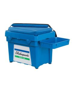 Shakespeare Fully Loaded Seat Box Blue