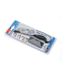 Hilka Push Button Folding Lock Back Knife