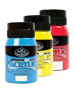 Royal & Langnickel Essentials Acrylic Paint 500ml