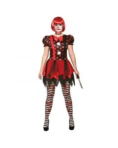 Wicked Costumes Female Horror Clown