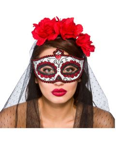 Wicked Costumes Day Of The Dead Eyemask
