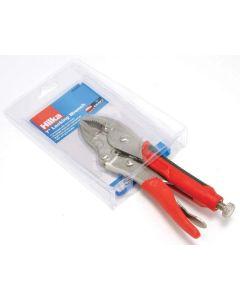 "Hilka Soft Grip Locking Pliers 7"""