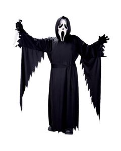 Wicked Costumes Teen Official Scream/Ghost Face One Size