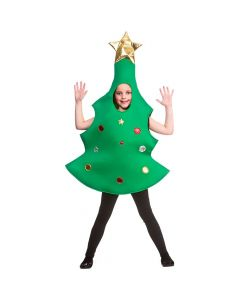 Wicked Costumes Unisex Christmas Tree Child One Size