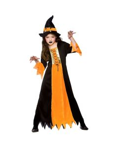Wicked Costumes Girls Cauldron Witch