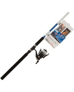 Shakespeare Catch More Fish 2 Sea Spin Combo 9' 40-80g