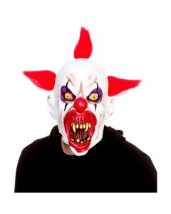 Wicked Costumes Cannibal Clown Latex Mask