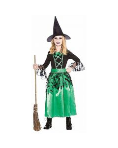 Wicked Costumes Girls Spellcaster Witch