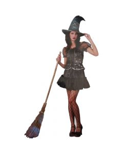Wicked Costumes Female Spider Web Witch