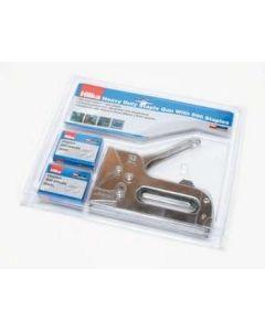 Hilka Heavy Duty Staple Gun Kit