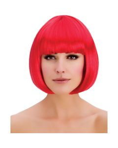 Wicked Costumes Red Diva Bob Wig