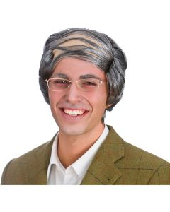 Wicked Costumes Baldy Comb Over Wig