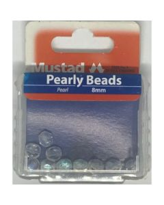 Mustad Pearly Beads 8mm