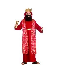 Wicked Costumes Boys Regal Red Wise Man