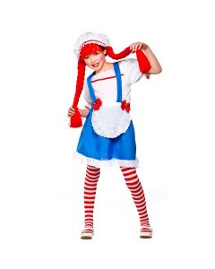 Wicked Costumes Girls Little Rag Doll