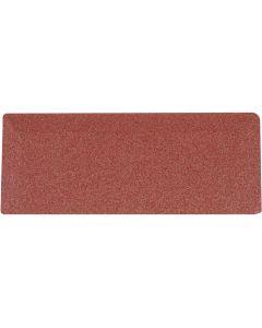 Silverline ⅓ Sanding Sheets 80 Grit 10pk
