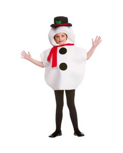 Wicked Costumes Unisex Snowman Costume Child One Size