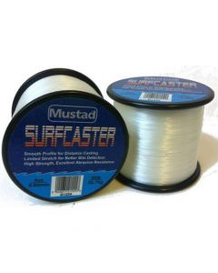 Mustad Surfcaster Mono Clear