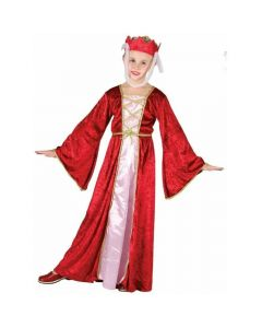 Wicked Costumes Girls Medieval Princess