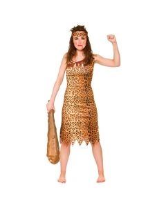 Wicked Costumes Female Cavewoman