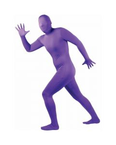 Wicked Costumes Male Purple Skinz