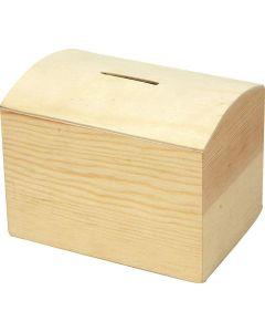 Creative Company Wooden Money Box