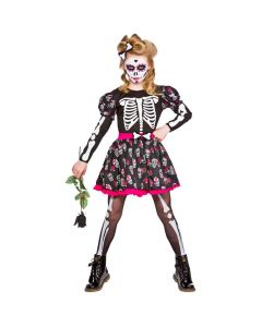 Wicked Costumes Girls Skull Of The Dead