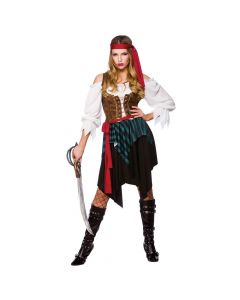 Wicked Costumes Female Caribbean Pirate