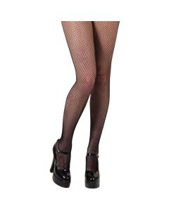 Wicked Costumes Black Fishnet Tights